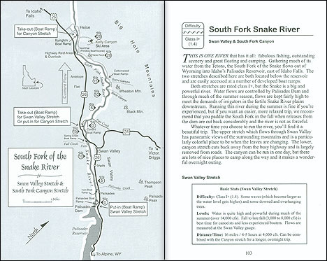 Sample Pages - Guide to ID Paddling