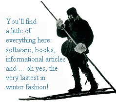Software, Books, Articles and Fashion