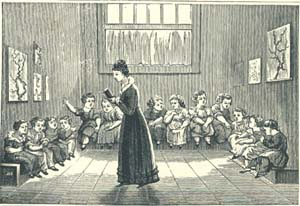 Teaching in the 1800's
